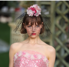 Couture Inspired Headpieces